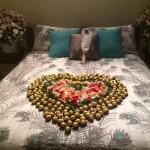 romantic montville accommodation