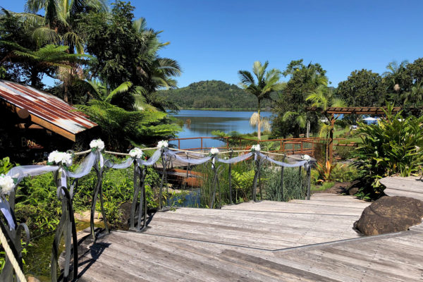 Wedding Secrets on the Lake Maleny