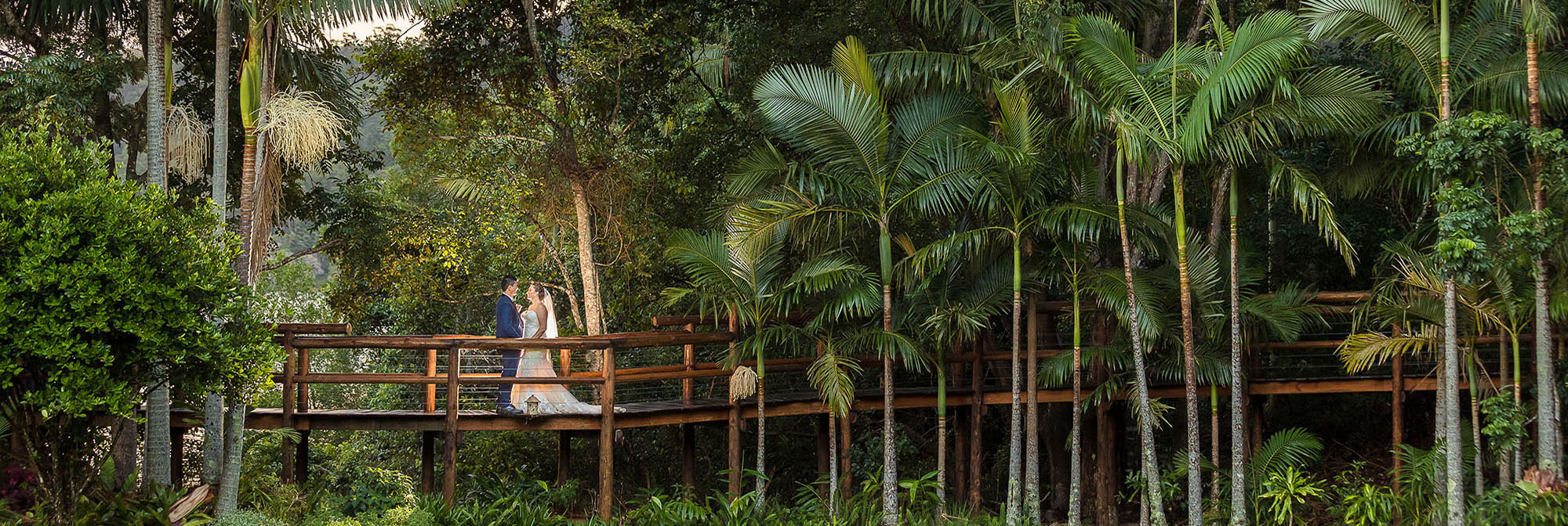 Weddings in Maleny at Secrets on the Lake