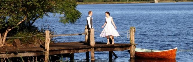 elopements at secrets on the lake
