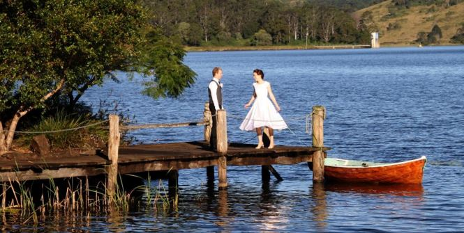 Weddings at Secrets on the Lake