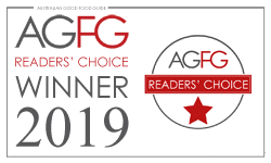 AGFG Readers Choice Winner 2019