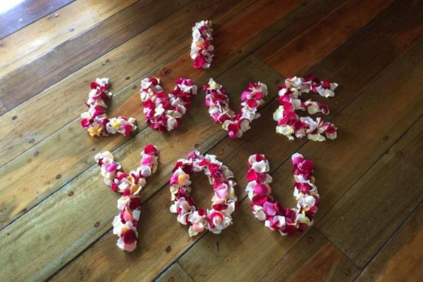 Romantic Proposals - Secrets on the Lake Maleny Accommodation